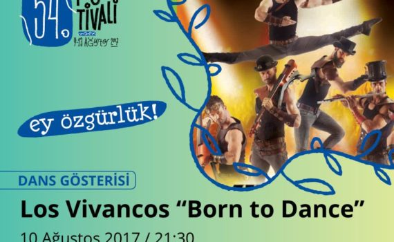 Los Vivancos Dans Gösterisi: Born To Dance