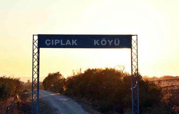 Çıplak Köyü'nde Etno-Köy Projesi