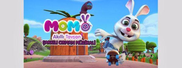 Akıllı Tavşan Momo Geliyor