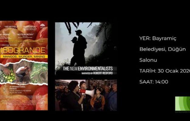 Bayramiç'te Film Festivali