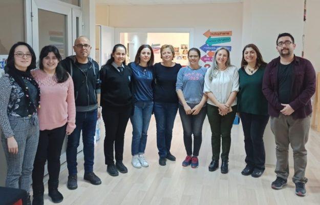 Çocuk Kültür Evi'nde Eğitici Eğitimleri