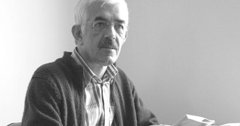 Hasan Ali Toptaş Kitap Fuarında