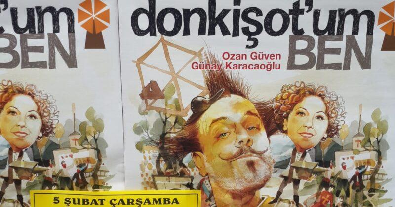 Don Kişot Geliyor