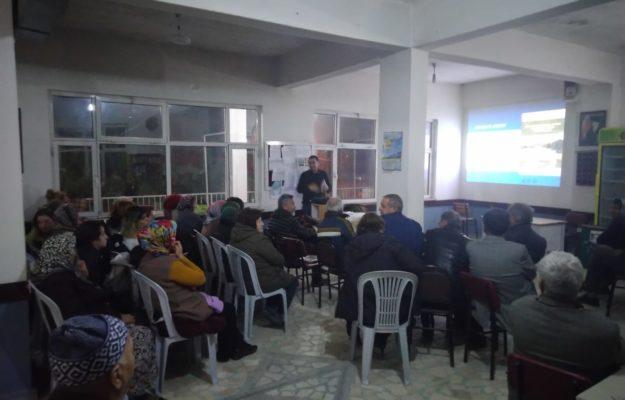 Yeniköy'de 'Troya ve Yerelde Kültür Bilincinin Geliştirilmesi' Konuşuldu