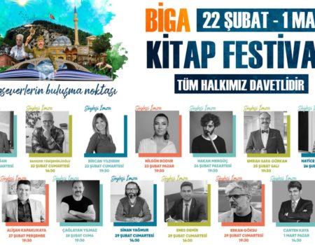 Biga Kitap Festivali