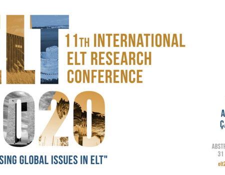 11. Uluslararası İngiliz Dili Eğitimi Araştırma Konferansı