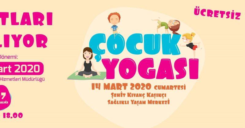 Çocuk Yogasında 2. Dönem Başlıyor!