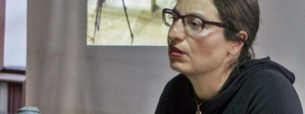 Korfmann Kütüphanesi, Pınar Yolaçan'ı Ağırladı