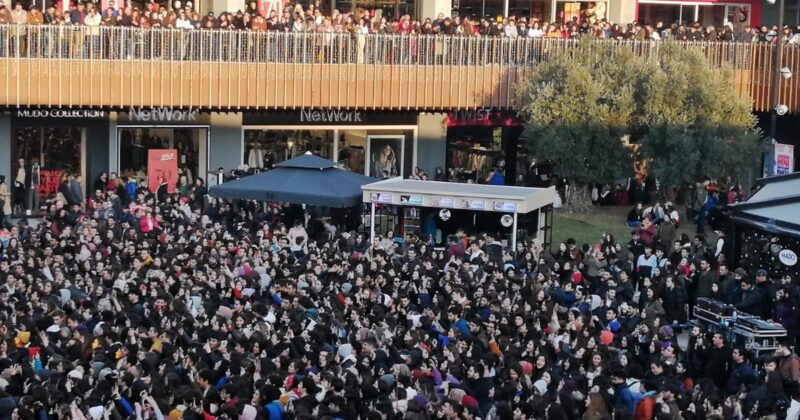 Yüksek Sadakat, Çanakkale'de Sahne Aldı