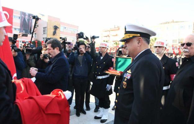 18 Mart Deniz Zaferi Törenle Kutlandı