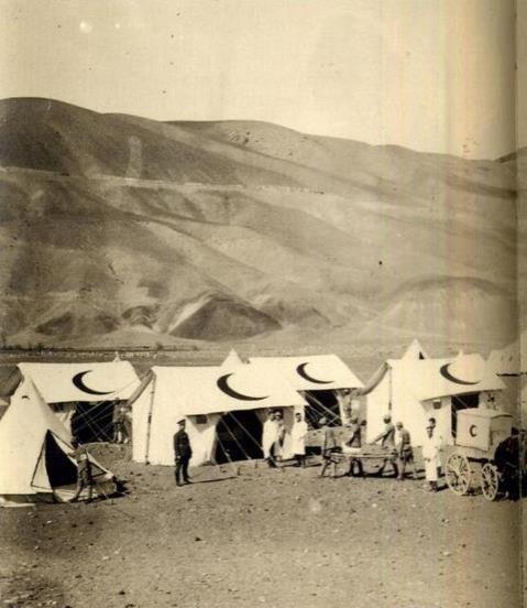 Çanakkale Savaşında Kızılay