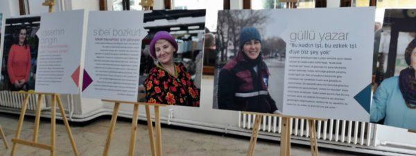 """""""Çanakkale'nin Emekçi Kadınları Fotoğraf Sergisi"""""""