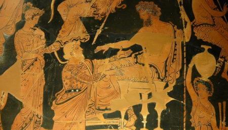 Troia Savaşı'nda Akhaların Salgın Korkusu