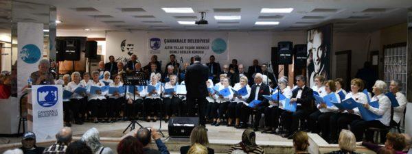 Yaşlılar Haftası Konseri İptal Edildi