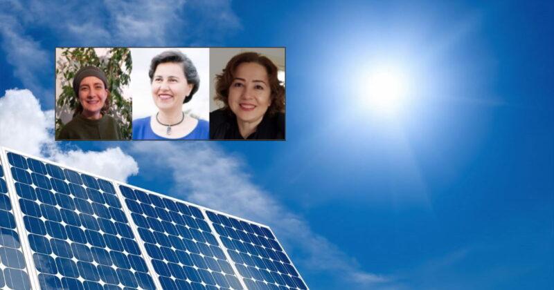 'Yılın Enerjik Kadını' Ödülü Çanakkaleli Üç Kadın Girişimcinin