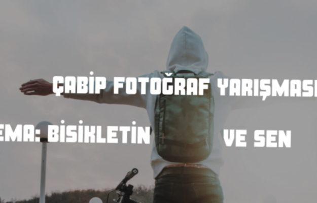 """ÇABİP Ödüllü Fotoğraf Yarışması: """"Bisikletin ve Sen!"""""""