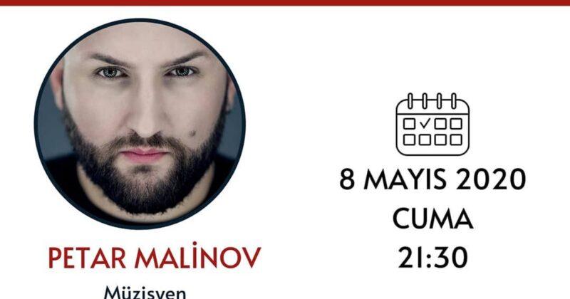 Petar Malinov İle Mini Konser