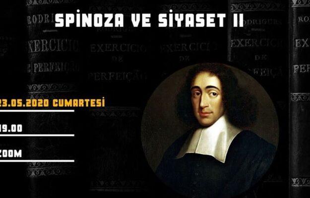 Spinoza Ve Siyaset II