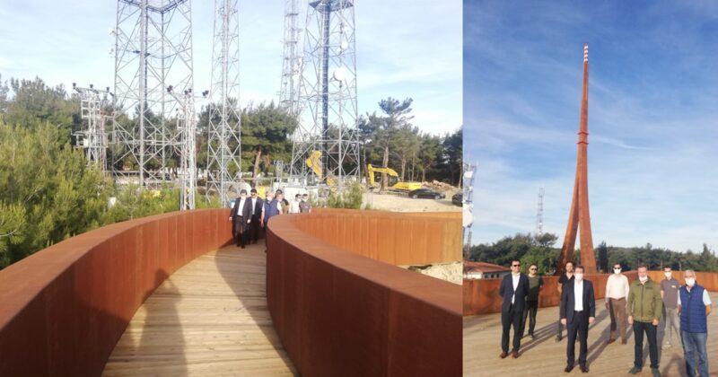 Çanakkale'nin Kulesi Yükseliyor…