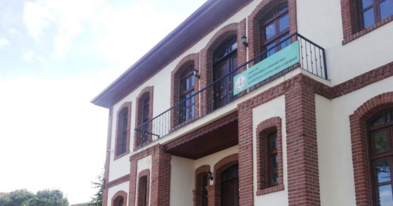 Karabiga Taş Mektep Binası Açıldı