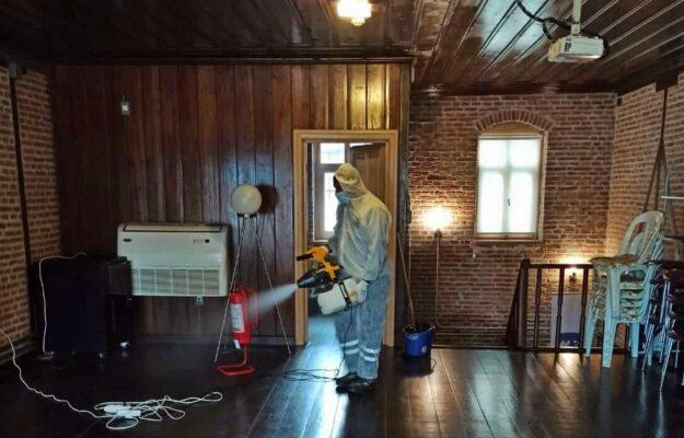 Yazar ve Sanatçı Evi ile Ece Ayhan Kültür Evi Hizmete Başladı