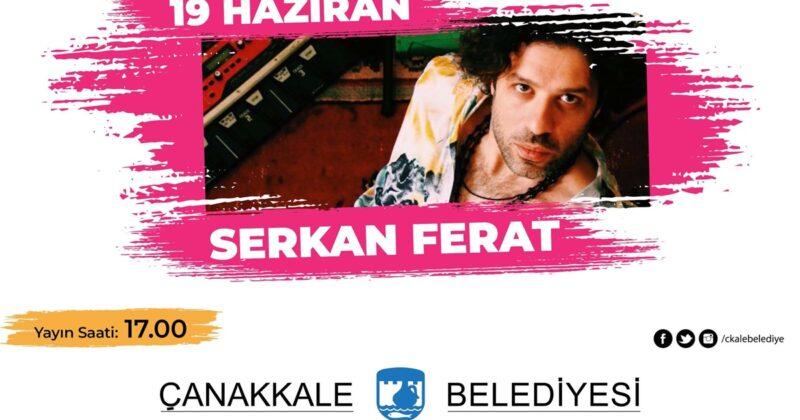 Serkan Ferat'tan Sosyal Medya Konseri