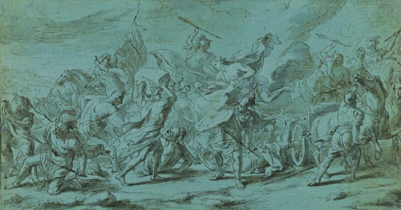 30 Ağustos, Troialıların Son Zaferi, Hektor'un İntikamı