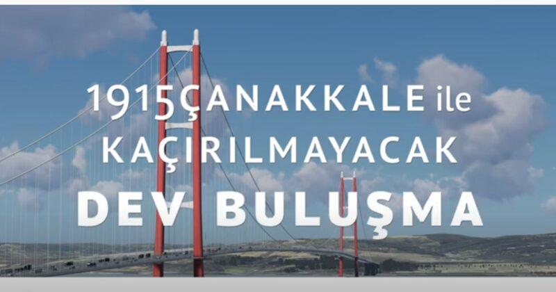 ''Söz Yetenekte'' 1915 Çanakkale Şantiyesinde!