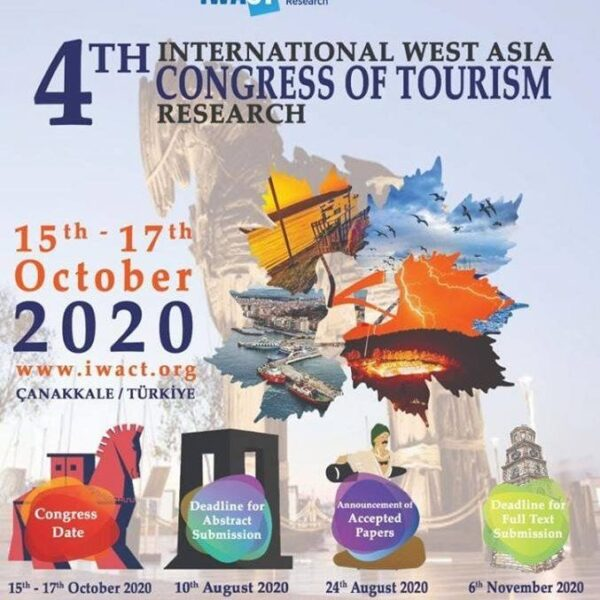 Uluslararası Batı Asya Turizm Araştırmaları Kongresi