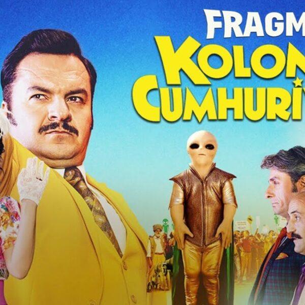 """İlk Film """"Kolonya Cumhuriyeti"""""""