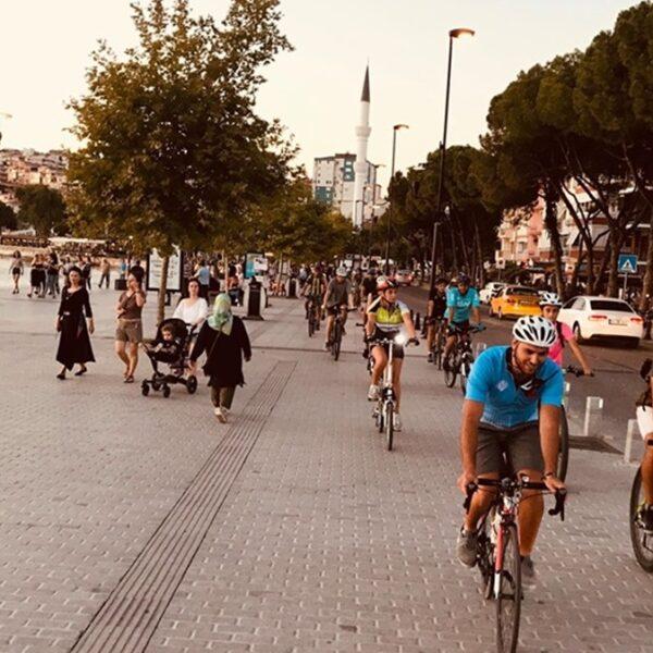 """""""Her Yere Bisikletli Ulaşım"""""""