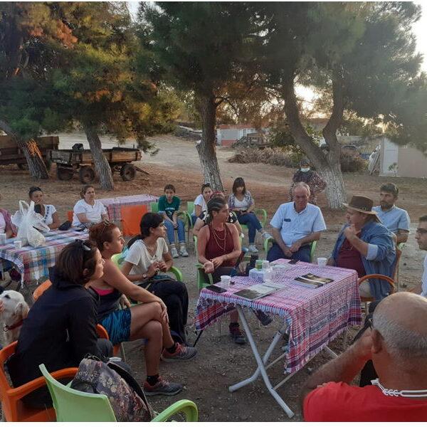 Bozköy Halkından Troia Kültür Rotasını Yürüyenlere Büyük İlgi