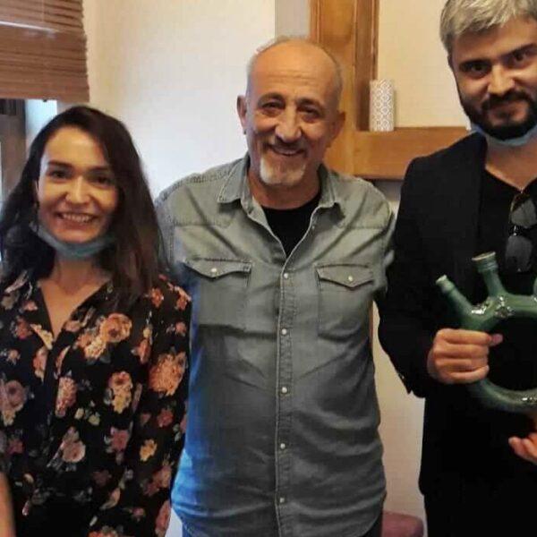 """""""Dirlik Düzenlik"""" Filminin Başarılı İsimleri Çanakkale'de"""