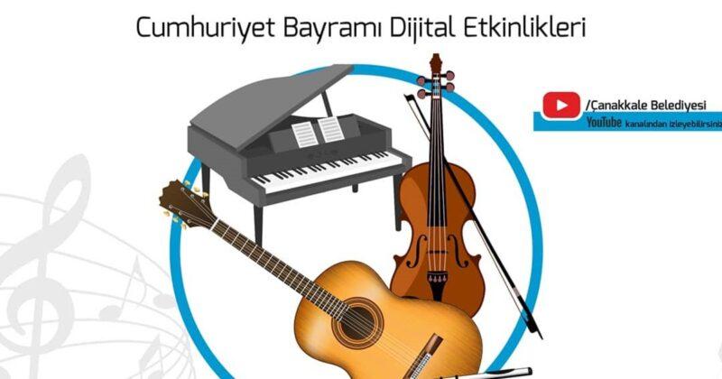 Online Cumhuriyet Konseri!
