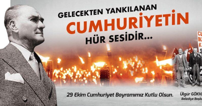 29 Ekim Cumhuriyet Bayramı Etkinlikleri Açıklandı