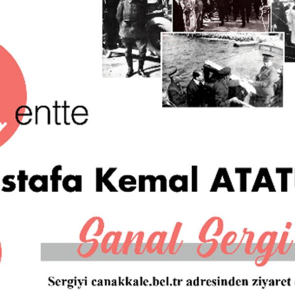 Kentte Mustafa Kemal Atatürk Sergisi 29 Ekim'de