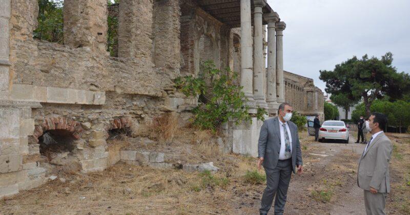 Türkiye'deki İlk Askeri Sağlık Müzesi Olacak