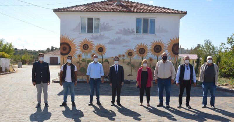 """""""Etnoköy"""" Çıplak Köyü'nde Sona Geliniyor…"""