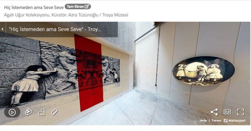 7. Çanakkale Bienali'ni Çevrimiçi Gezebilirsiniz…