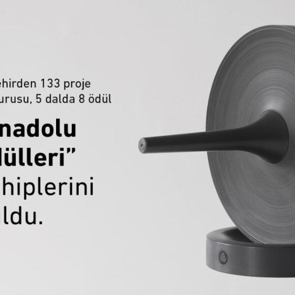 Çanakkale Bienali'ne Anadolu Ödülü!