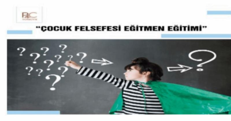 Çocuk Felsefesi Eğitmen Eğitimi Tamamlandı
