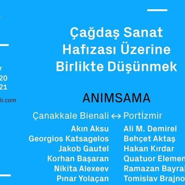 """""""Anımsama"""" Sergileri Çevrimiçi Olarak Açıldı"""