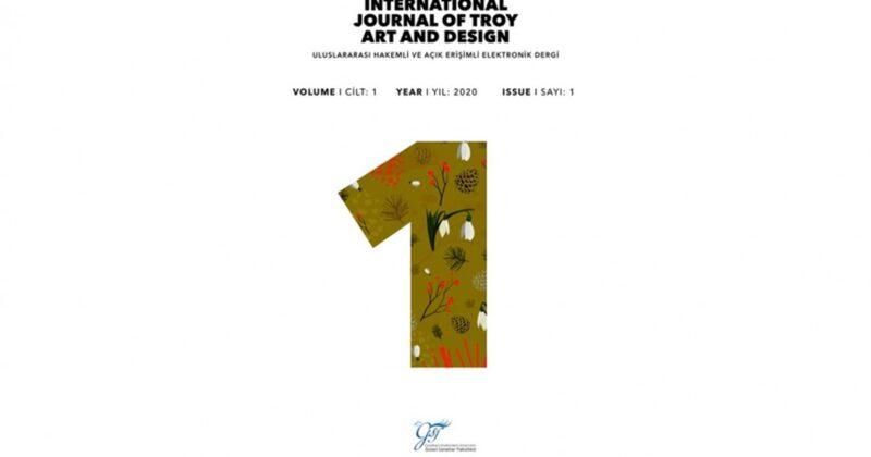 """International Journal of Troy Art and Design"" Dergisi Yayınlandı"