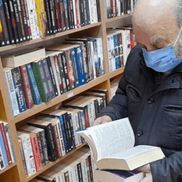 Barbaros Kütüphanesinin Çalışma Gün ve Saatleri Yenilendi
