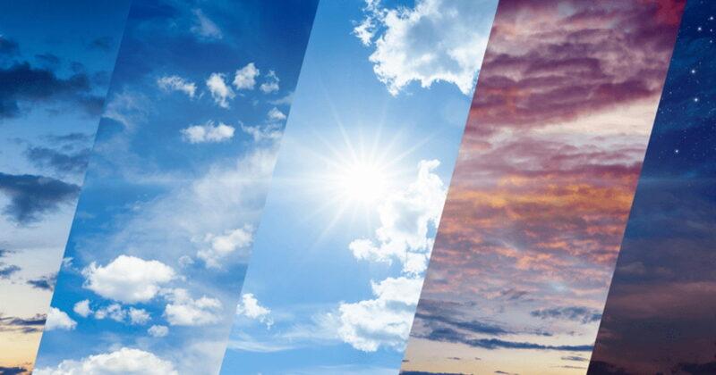 Meteorolojiden Gökgürültülü Sağanak Yağış Uyarısı