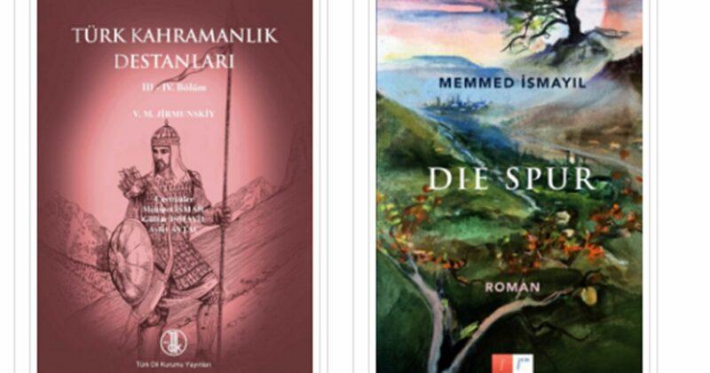 Prof. Dr. Mehmet İsmail'in Romanı Almanya'da Yayımlandı