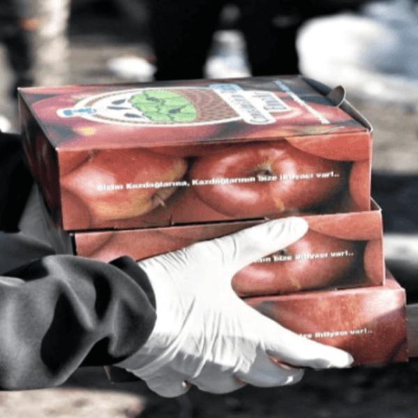 Başkan Gökhan'dan Elma Üreticileri İçin Yerel Yönetimlere Destek Olma Çağrısı