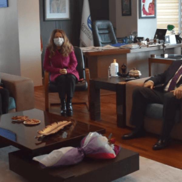 CHP Genel Başkan Danışmanı Köse'den Başkan Gökhan'a Ziyaret