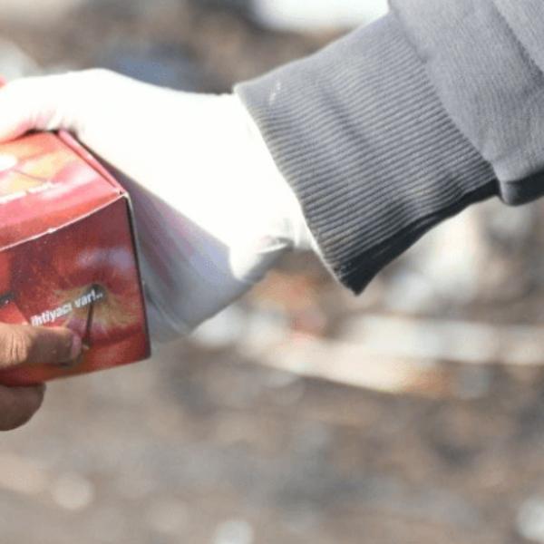 Kazdağı'nın Altını Elmalar Kentliler İle Buluşmaya Devam Ediyor
