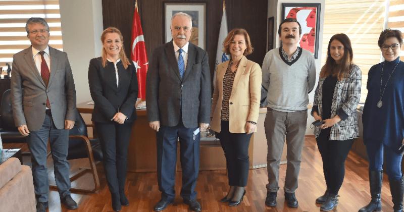 Safranbolu Belediye Başkanı Elif Köse'den Başkan Gökhan'a Ziyaret